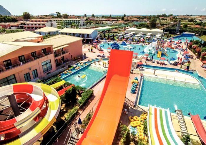 Hoteles con toboganes en grecia - Hotel con piscina privata grecia ...