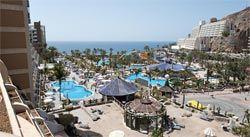 hoteles con toboganes en Playa Taurito Canarias