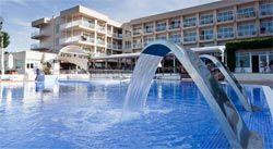 hoteles con toboganes en Punta Prima