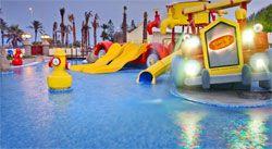 Los mejores hoteles con toboganes en espa a desde 39 for Hoteles con piscina en almeria