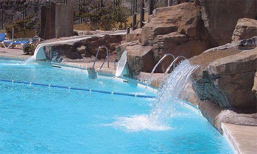 Hoteles con toboganes en benalmadea Playabonita Hotel
