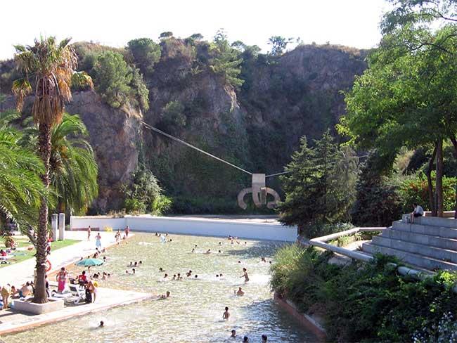 Parque de la Creueta del Coll