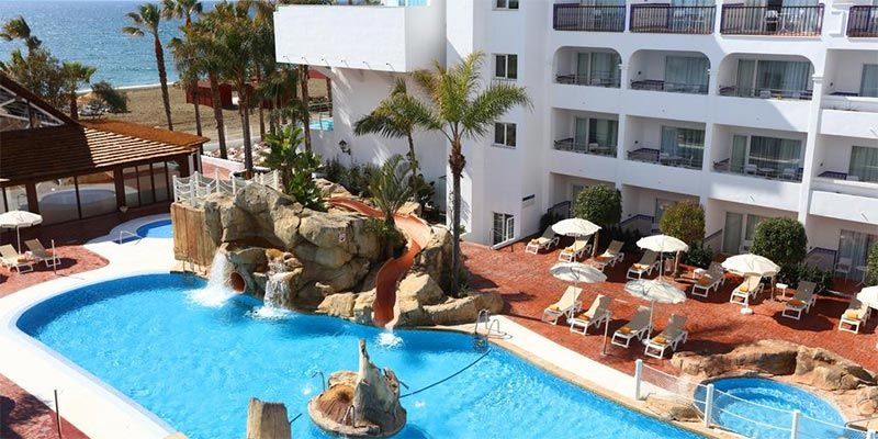 hoteles con toboganes en málaga y Costa del Sol Iberostar Costa del Sol