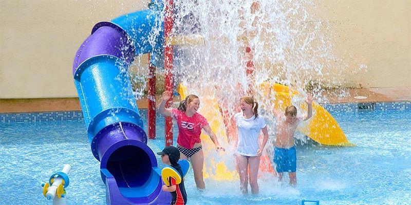 Hoteles con parque acuático en Benidorm Magic Villa de Benidorm