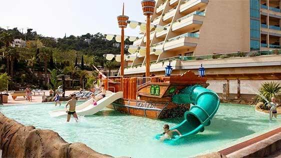 Hoteles Con Toboganes En Tossa De Mar Precios 2021